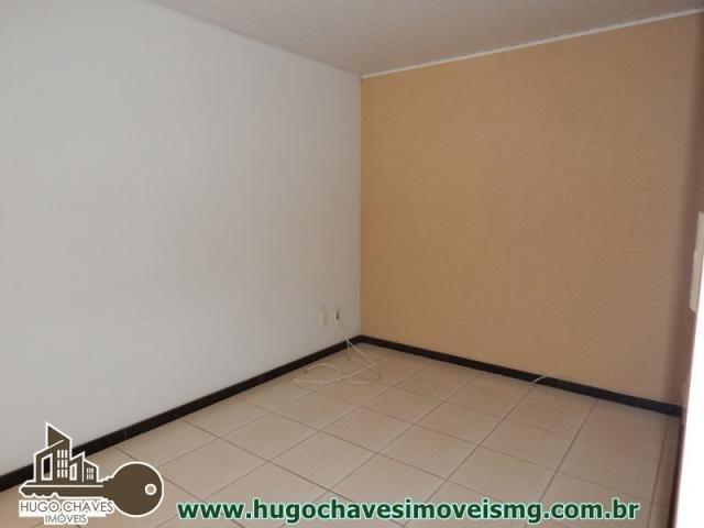 Apartamento à venda com 2 dormitórios em Carijós, Conselheiro lafaiete cod:216 - Foto 8