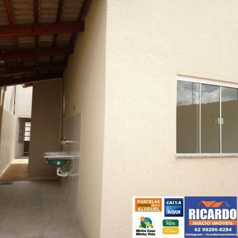 Casa 2/4, Amplo Quintal - Foto 13