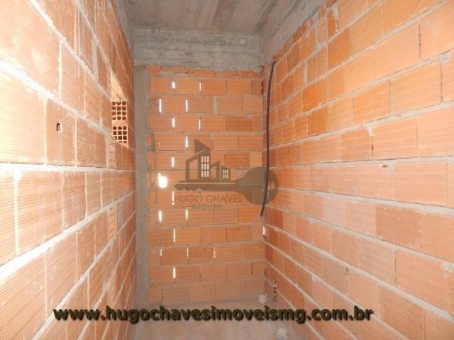 Apartamento à venda com 2 dormitórios em Novo horizonte, Conselheiro lafaiete cod:2103 - Foto 9