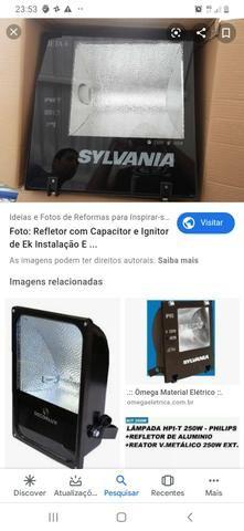 Refletor 400w sylvania