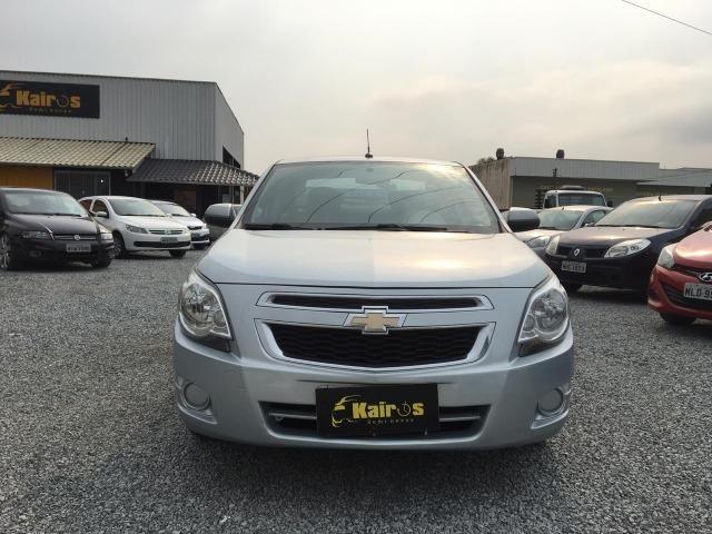 Chevrolet Cobalt 2013 1.4 Flex Completo! c/ GNV