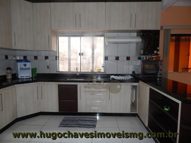 Casa à venda com 3 dormitórios em Rochedo, Conselheiro lafaiete cod:175 - Foto 4
