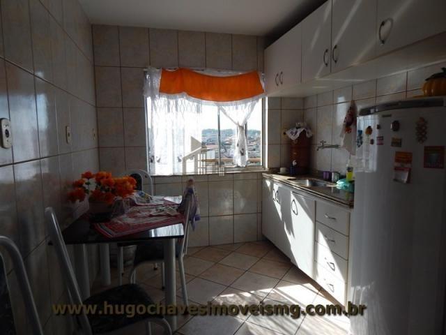 Apartamento à venda com 2 dormitórios em Chapada, Conselheiro lafaiete cod:2102 - Foto 3