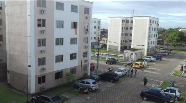 Apto Res. Flor do Anani, 2 quartos, transferência R$ 45 mil / * - Foto 15
