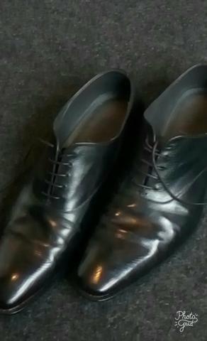 Sapato Social Hugo Boss