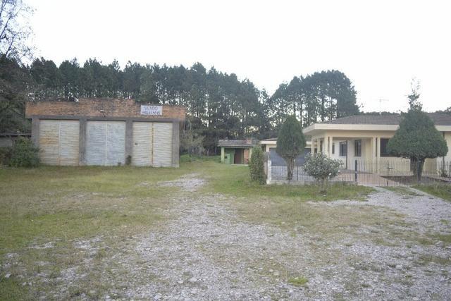 Chácara com 15.400 m² Campo Largo da Roseira - Foto 12