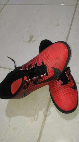 Chuteira Nike Society Bravata Original - Foto 4