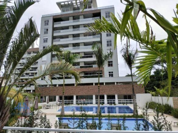 De frente para área verde de preservação, apartamento 3 dormitórios (1ste) 90m², 2 vagas l - Foto 12