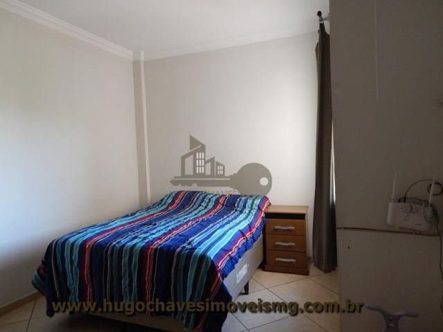 Apartamento à venda com 2 dormitórios em Manoel de paula, Conselheiro lafaiete cod:274 - Foto 3