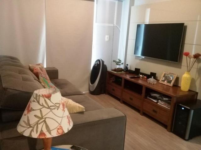 Apartamento com 2 dormitórios à venda, 70 m² por r$ 525.000 - santa rosa - niterói/rj - Foto 8