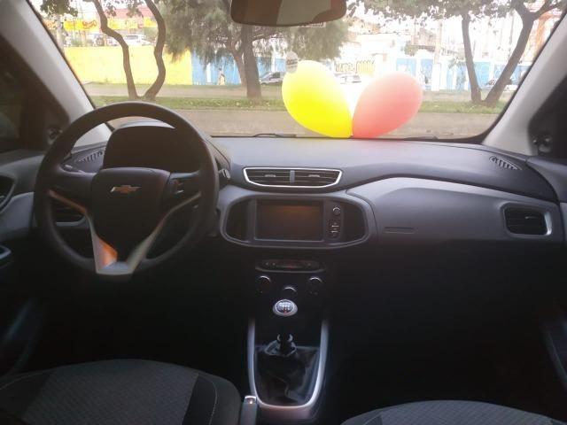 Gm - Chevrolet - Onix Lt 1.0 + Mylink - 2018 - Aceito Troca - Financio - Foto 8