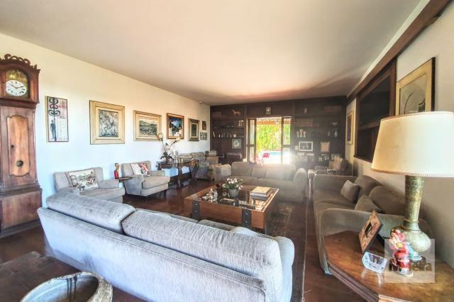 Casa à venda com 5 dormitórios em São luíz, Belo horizonte cod:258810 - Foto 4