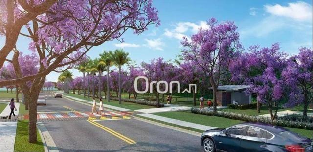Terreno à venda, 722 m² por R$ 398.000,00 - Residencial Marília - Senador Canedo/GO - Foto 8