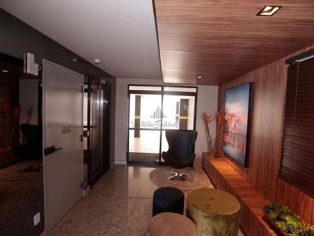 Apartamento à venda com 3 dormitórios em Gruta de lourdes, Maceió cod:MAC14 - Foto 3