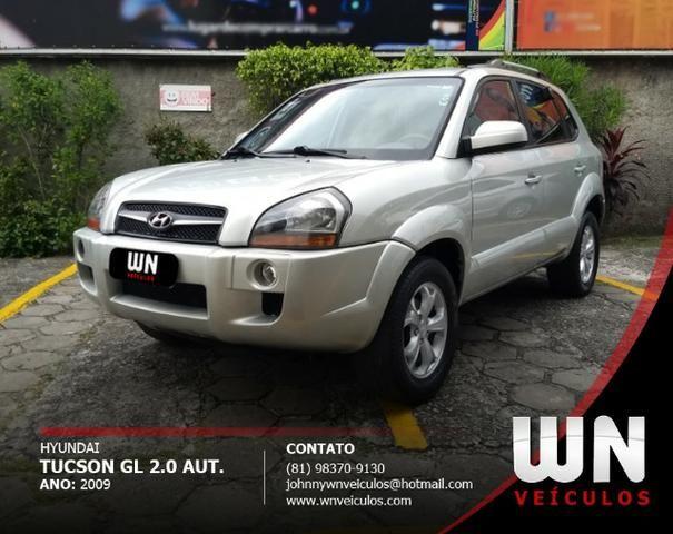 Hyundai Tucson Gl 2.0 Aut. 2009