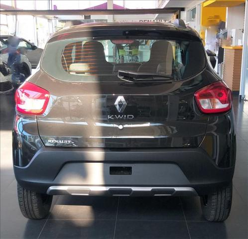 RENAULT KWID 1.0 12V SCE FLEX OUTSIDER MANUAL - Foto 4