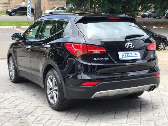 Hyundai santa fé 3.3 mpfi 4x4 7 lugares v6 270cv gasolina 4p automático 2016 - Foto 7