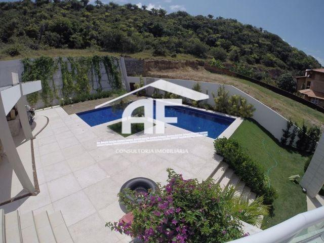 Casa com vista para o mar com 5/4 sendo 3 suítes - Condomínio Ocean View, ligue já - Foto 16