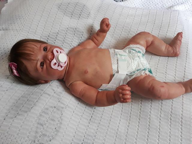 Bebê Reborn Heloísa presente ideal para o Natal! - Foto 6
