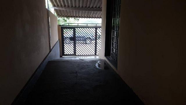 Casa com 3 dormitórios para alugar, 75 m² por R$ 700/mês - Jardim Jequitibá - Presidente P - Foto 2