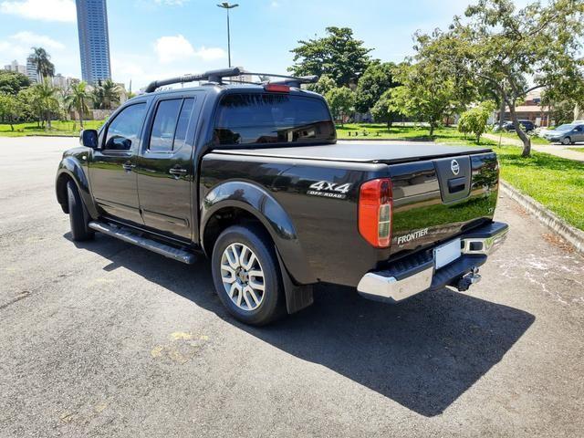 Nissan Frontier SL Attack 4x4 Diesel Automática - Foto 3