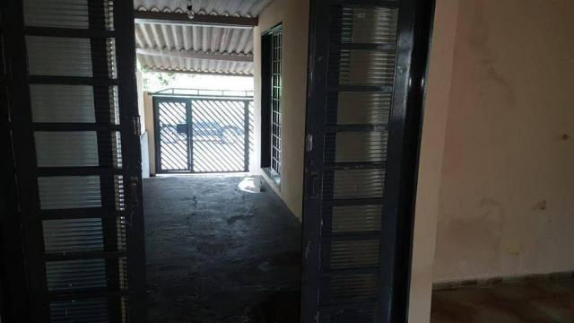 Casa com 3 dormitórios para alugar, 75 m² por R$ 700/mês - Jardim Jequitibá - Presidente P - Foto 3
