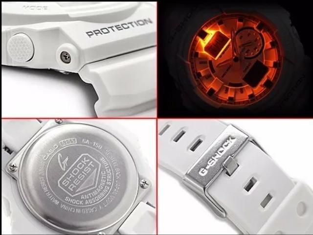 b160af1c139 Relógio Casio G-shock GA-150 - Bijouterias