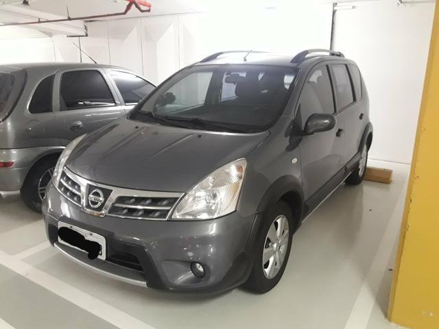 Nissan Livina X-Gear SL 1.8 16V (flex) (aut) 2013 - Foto 6