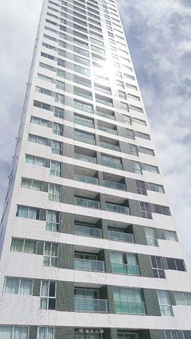 Apartamento 3/4 - Lagoa Nova - Life Moura Dubeux - 85m² - Foto 2