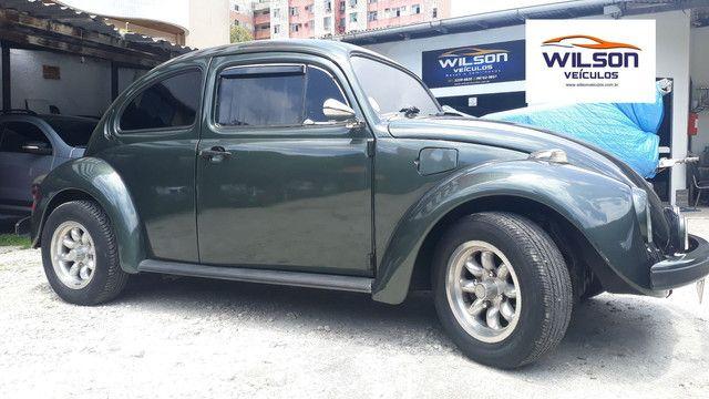 Fusca Fafá 1.600 Gasolina,Impecável, Ano 1986, Sonzão.