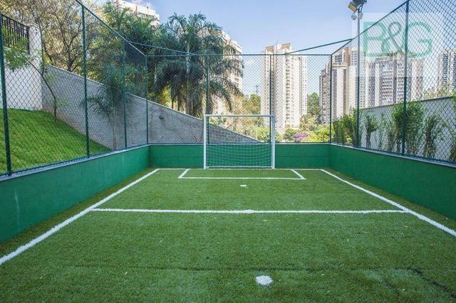 Cobertura com 3 dormitórios à venda, 164 m² por R$ 922.712,04 - Vila Andrade - São Paulo/S - Foto 7