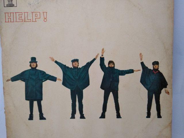 Disco de vinil ;usado ; The Beatles Help - Foto 5