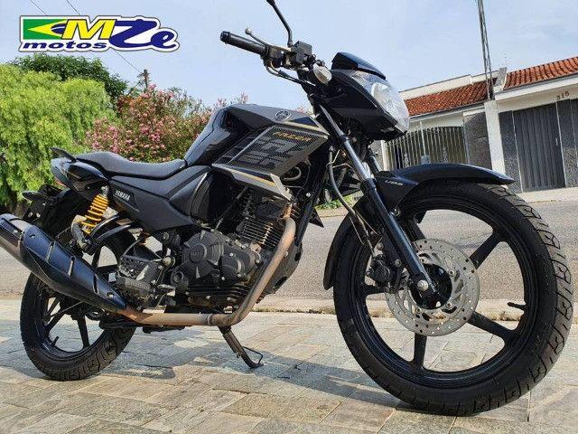 Yamaha Ys 150 Fazer Sed 2018 Preta com 39.000 km - Foto 7
