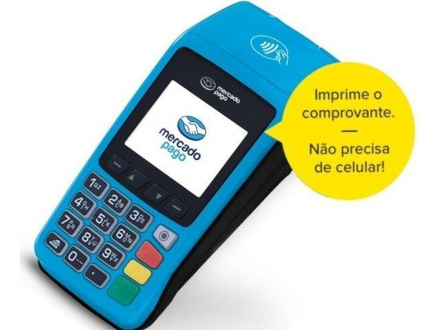 Maquininha de cartão de crédito e débito - Foto 4