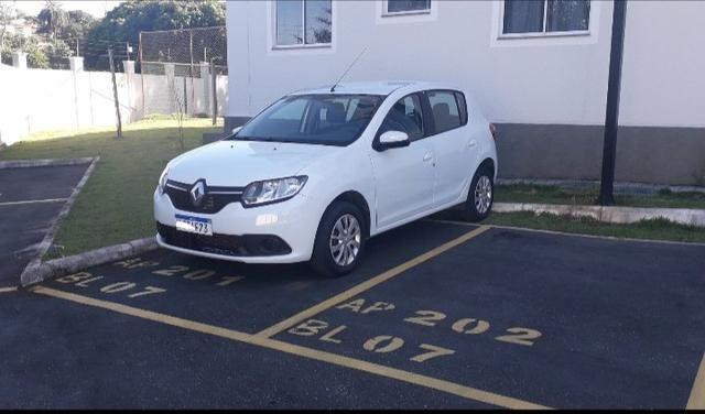 Vende-se Renault Sandero 1.6 2018 completo - Foto 4