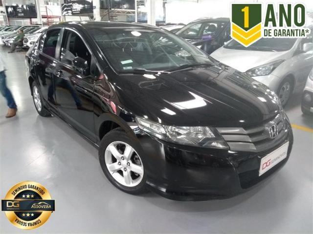 Honda City 1.5 LX 16v Flex 4p Automático 2012