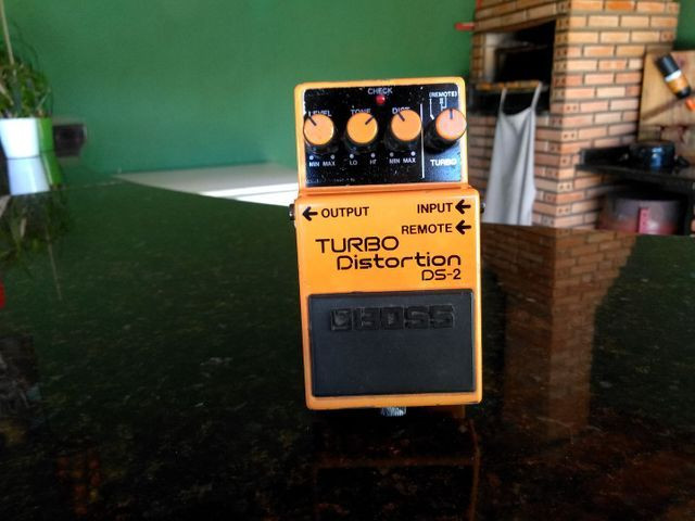 Pedal boss Turbo Distortion ds2 DS 2