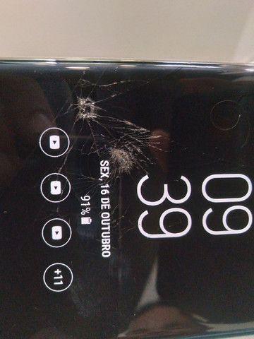 Samsung S7 Edge dourado - Foto 3