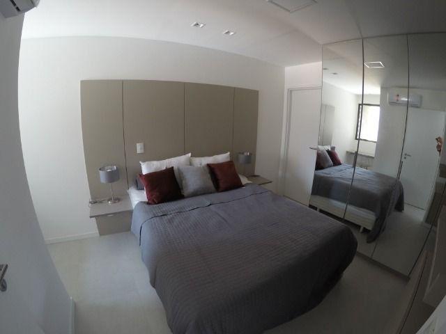 Ponta Verde. Compacto 3 quartos muito bem localizado - 86m² - Foto 4