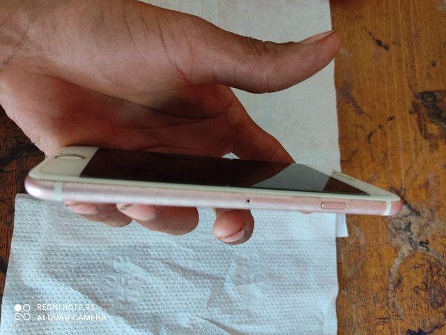 iPhone 6s 32 gb tá bem conservado  - Foto 5