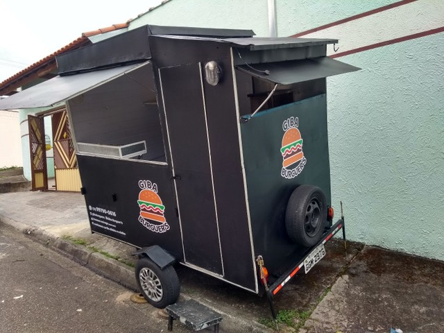 Trailer completo food truck - Foto 4