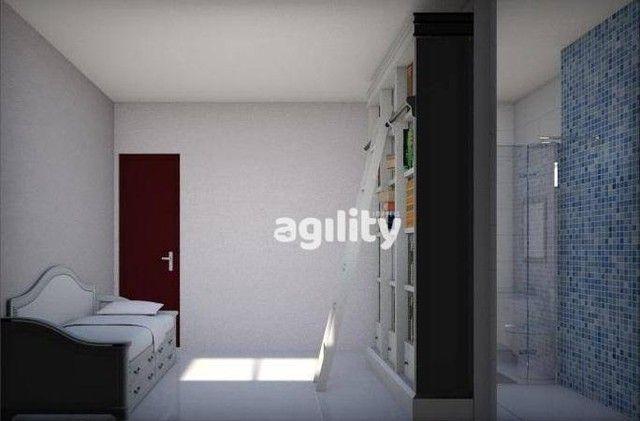 Cobertura com 4 dormitórios à venda, 160 m² por R$ 755.000,00 - Capim Macio - Natal/RN - Foto 4