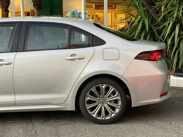 Toyota Corolla 2.0 XEI 2022 + Blindado - Foto 8