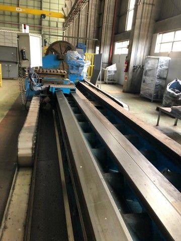 Torno CNC  1700 mm x 12000 mm - Foto 4