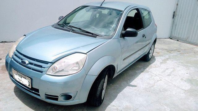 Ford Ka 1.0 2009 * FINANCIO ou  CARTÃO - Foto 3