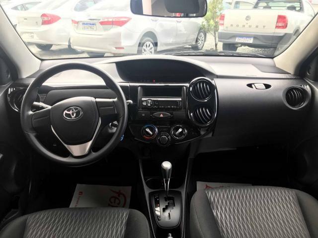 ETIOS 2019/2020 1.3 X 16V FLEX 4P AUTOMÁTICO - Foto 6