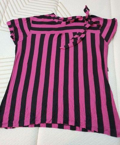 Vendo blusas a R$ 26,00 cada. - Foto 4