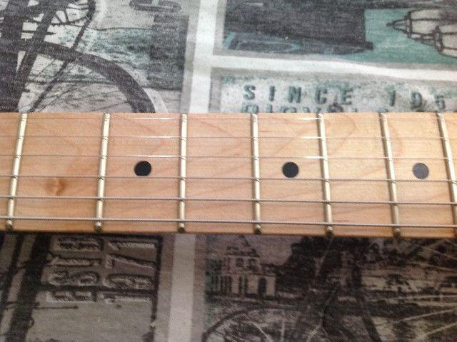 Guitarra thinline condor, semi acústica - Foto 6