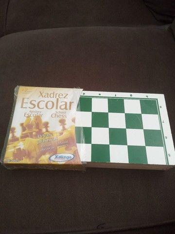 Jogo de xadrez - Foto 5