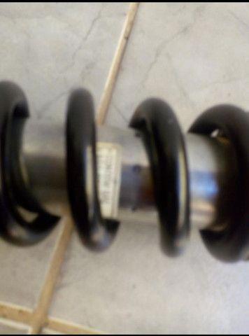 Recuperação e adaptação de amortecedores de moto  - Foto 12